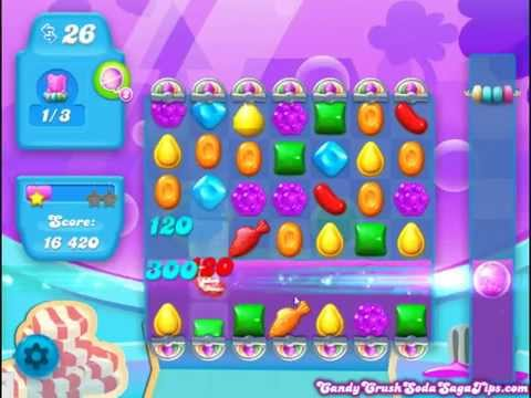 Candy Crush Soda Saga Level 200 No Boosters