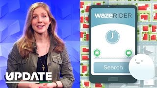 Google takes on Uber with its own cheaper ride-sharing app (CNET Update)