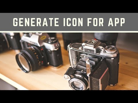 How to generate icon app online for free | http://ticons.fokkezb.nl