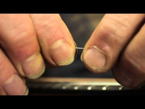 How to String up a Breedlove Mandolin