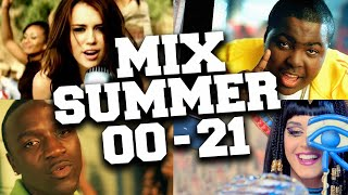 Summer Hits 2000 to 2021 ⛱️ Throwback Hits & New Summer Songs 2021