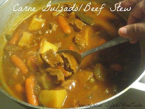 Carne Guisado/Beef Stew