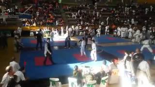 Copa shoko sato Miranda  2016 Carlos Paredes medalla de oro