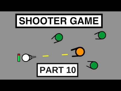 Scratch Tutorial: How to Make a Shooter Game (Part 10)
