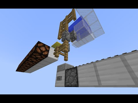 Automatically Getting Villagers into Minecarts in Minecraft 1.9