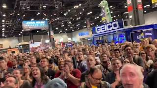Episode 9 Trailer live at SWCC with crowd reaction!