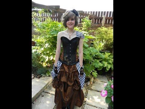 steampunk dress ideas