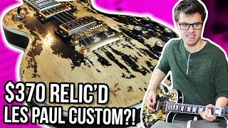 Wait... A $400 Premium Guitar From China??    10S GF Vintage Relic Demo/Review