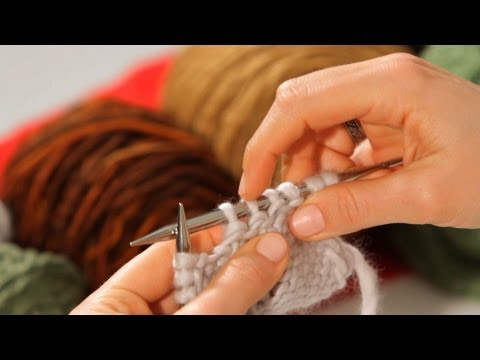 How to Decrease in Purling | Knitting