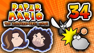 Paper Mario TTYD: The Great Jabroni War - PART 34 - Game Grumps