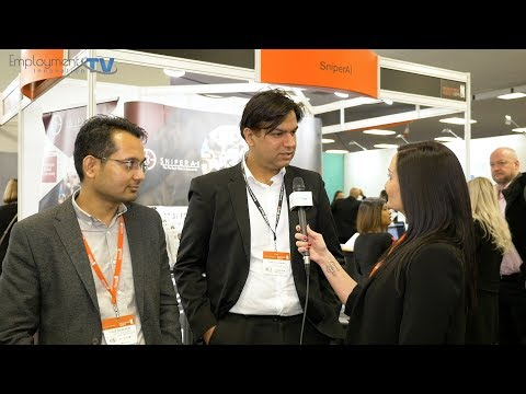 Recruitment Agency Expo 2018 | Pawan Lokwani & Yusuf Jazakallah - Recruitment Smart