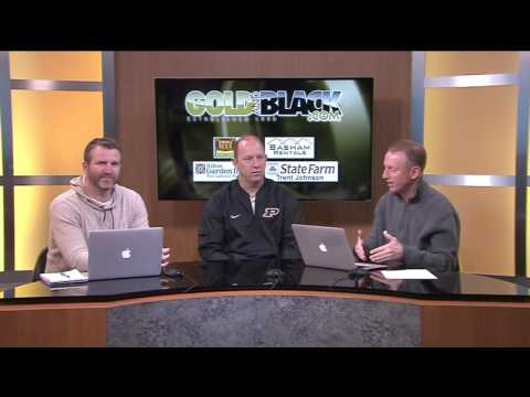 Gold and Black LIVE March 30 Segment 2 with guest Coach Jeff Brohm