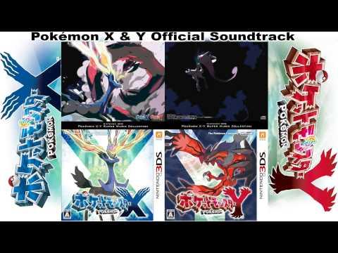 Cyllage City - Pokémon X/Y