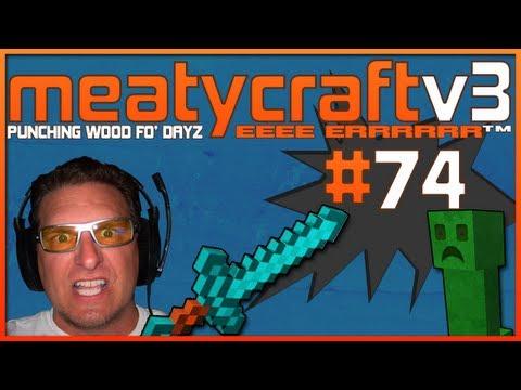 Meatycraft - v3 |castle bridge to skytower | 74