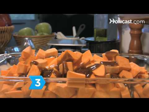 How to Make Sweet Potato Marshmallow Casserole