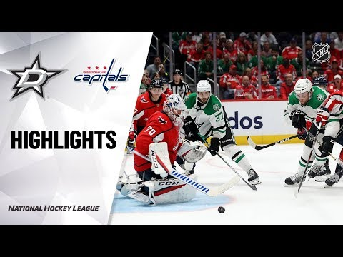 Stars Capitals 10819 Highlights