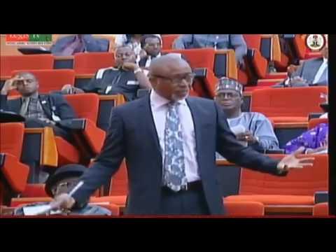 Senator Abaribe Reveals Corruption In Nigeria's 2017 State House Budget