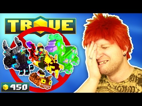 UNTRADABLE CHAOS CHEST LOOT!!? ✪ Scythe Plays Trove #450