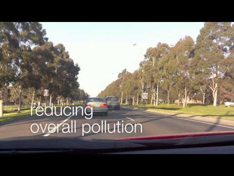 Vehicle Air Pollution Control