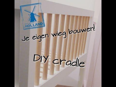 Bouw je eigen wiegje - DIY crib - Baby bed