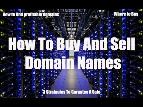 How To Find Profitable Domains | Buy Domains | Sell Domains