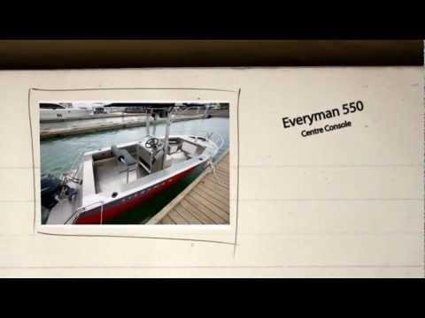 Everyman Aluminium Boats - New Zealand