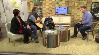 Dagbreker: Dagbreker - Kosie Beukes konsertinaspeler