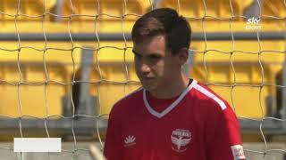ISPS Handa Prem | R4 -Wellington Phoenix 0-3 Auckland City FC | 2019-20