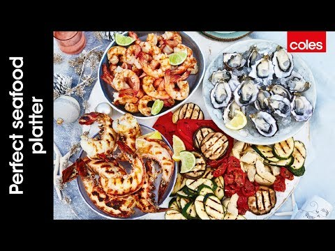 How to make the perfect seafood platter