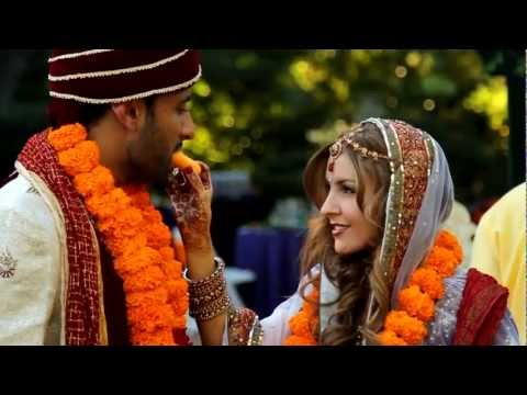 A Beautiful Indian Wedding (by Playground Pictures)