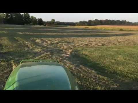 Making 3rd cut hay