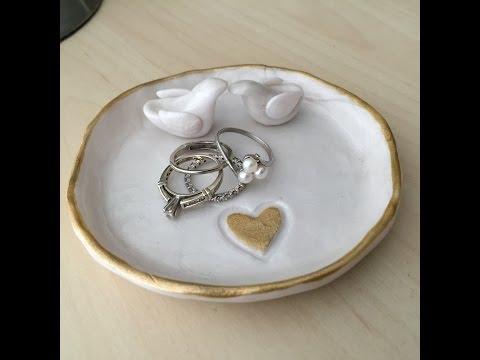 DIY Jewelry/Ring Dish