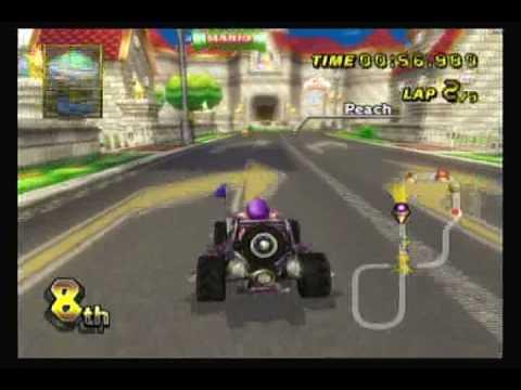 Unpredictable, Amazing, Mario Kart Wii Win