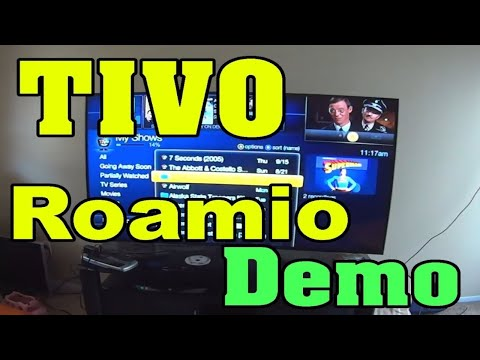 Cut the Cord | Tivo Roamio | Over The Air TV DVR
