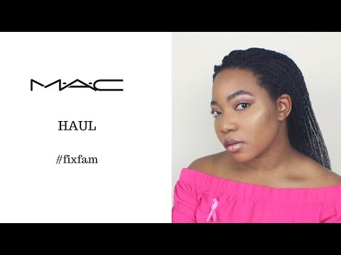 MINI MAC COSMETICS HAUL | UNIDAYS DISCOUNT
