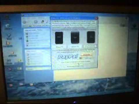 how to get ipod touch out of recovery mode easy!!