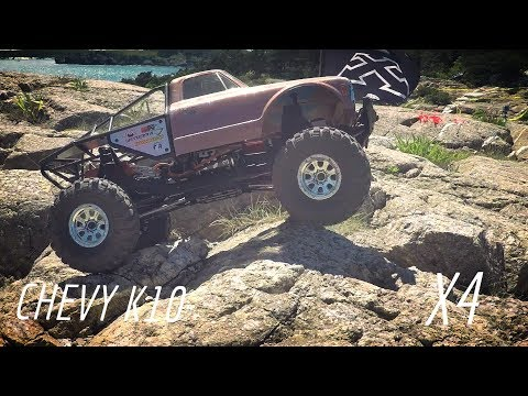 Vaterra VS Axial X4 RC Rock Racing - 2017 New England Monster Showdown