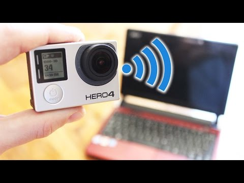 Stream GoPro HERO4 to PC over WiFi | Editing tips with Sebastian Lindblad