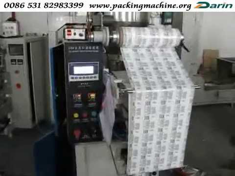 LSU-388X Small Vertical Melon Seeds Packaging Machine