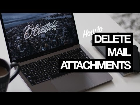 MacFly Pro: How to Delete Mail Attachments on Mac