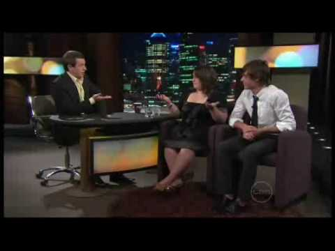 Zac Efron & Nikki Blonsky (Hairspray) on Rove