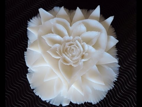 Carving handmade soap - carving soap - Thai art