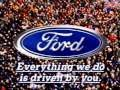 Ford Advert Everything We Do Is Driven By You 1991 mp3