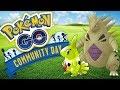 Download  Shiny Tyranitar Hunt! - Pokemon GO Community Day! MP3,3GP,MP4