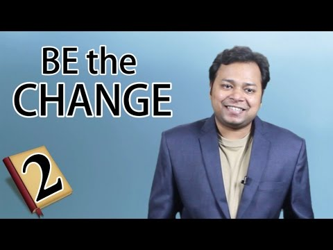 Be the Change | Motivational Story 2