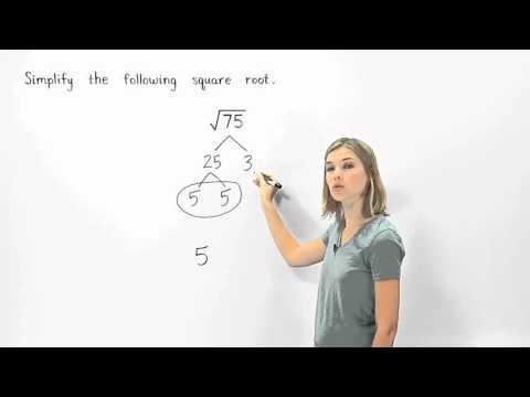Square Roots | MathHelp.com