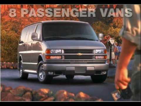 Florida Van Rentals | Orlando Rental Vans | Tampa Van Rentals | Miami Van Rentals