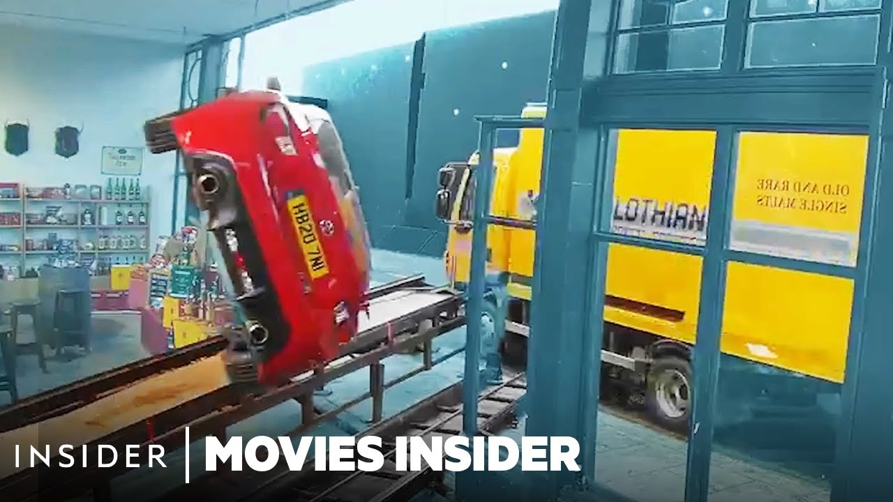 How 'Fast & Furious 9' Pulled Off 7 Extreme Stunts With Real Cars | Movies Insider