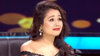 Tony Kakkar & Sonu Kakkar gave surprise to Neha Kakkar on the sets of SAREGAMAPA liL Champs