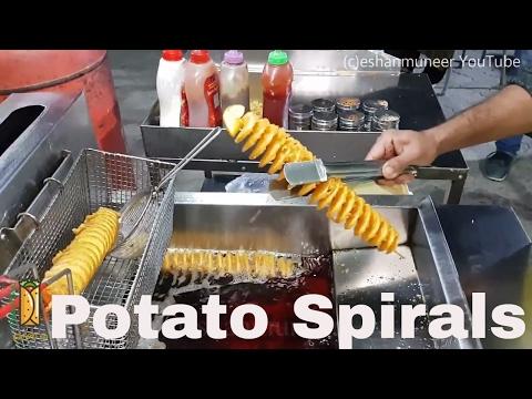 Tornado Potato | Spiral Fried Potato | Lahore Street Food III